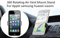 air conditioning degree - Degree Universal Car air holder conditioning outlet Mobile phone support car navigator holder Suitable for iphone samsung