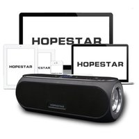 Cell Phones arrival stereo systems - 2017 New Arrival HOPESTAR H19 Wireless Bluetooth Speaker Bass Sound System D Stereo Music Surround Support NFC TF card AUX USB