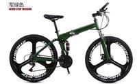Wholesale Mountain bike male and female students change speed one wheel folding bike