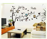 animal family tree - Hot Personalized D Family Photos Tree Wall Sticker Art Vinyl Decal Room Home Mural Decor DIY