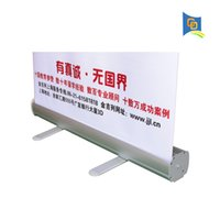 Wholesale New Direct Manufacture whole sale price Aluminum Roll Up Display Banner Stand Retractable Banner Stand Easy Graphic change