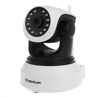 Wholesale New VStarcam C7824WIP HD P Wireless IP Camera Wifi Onvif Video Surveillance Security CCTV Network Wi Fi Camera Infrared IR
