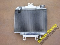 atv accessories parts - ATV parts accessories RADIATOR For HONDA CR125R aluminum water box motorcycle replacement parts engine cooling parts
