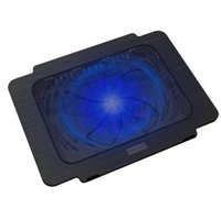 Wholesale USB Super Ultra Thin Fan Laptop Cooling Pad Notebook Radiator Notebook Cooling Pad Laptop Cooler Pad