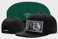 army hat pictures - new fashion money picture snapback baseball hats caps for men women brand cap sports hip hop flat sun hat bone gorras Casquette top quality