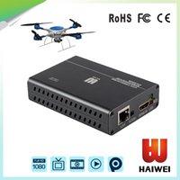 Wholesale P7 Portable UAV Communication HD HDMI IP Video Encoder RTMP IPTV Solution Streaming Media Server Wowza FMS etc