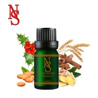 Wholesale Pure natural Cervical massage compound essential oil Dredge meridian relieve stress Enhance immunity ability FF53