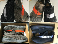 Cheap 2017 Original Adidas Yeezy 350 Boost sply 350 V2 Season 3 Running Shoes Sports SPLY-350 Sneakers Casual Shoes 550 Kanye West 350v2 Boosts