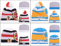 Wholesale New Beanies Chicago Blackhawks White Winter Classic Players Cuffed Knit Hat With Pom Ice hockey Caps High Quality Hats