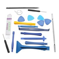 Wholesale 19 Sets Opening Repair Tools Laptop Phone Screen Disassemble Tools Set Kit For iPhone For iPad Cell Phone Tablet PC