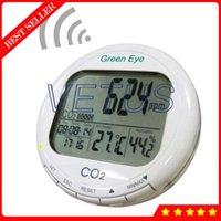 Wholesale AZ7798 AZ indoor digital thermometer hygrometer CO2 Carbon Dioxide Detector with measuring range ppm