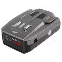 Wholesale V9 Russia English Car Brand LED Display X K NK Ku Ka Speed Laser Anti Police Radar Detector CEC_920