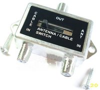 Wholesale in out Antenna Cable Switch CATV