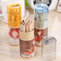 artist sets - Colors Artist Professional Fine Drawing Painting Sketching Writing Drawing Pencil Box Cases MIni Stationary