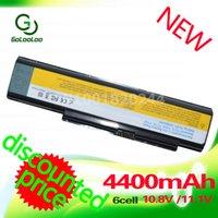 Wholesale Golooloo mAh Laptop Battery for Lenovo Y510 Y510A IdeaPad V550 Y530 Y530A Y710 Y730 Y730A J7706 TS0A0A