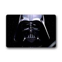 Wholesale WARM TOUR Custom Star Wars Doormat Door Welcome Mat Cover Rug Outdoor Indoor Floor Mat Non Slip23 quot x15 quot