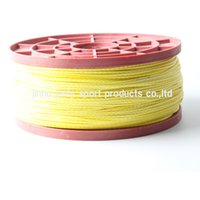 Wholesale M LB Uhmwpe fiber wakeboard tow winch rope MM strand extremly strong UHMWPE