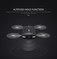 Wholesale NEW unmanned aerial vehicle JJR C H37 WiFi HD aerial camera mobile phone WiFi APP mini folding self timer UAV Portable remote control aircr