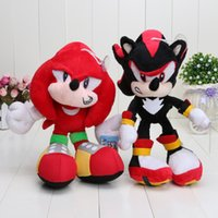 amy game - quot SONIC THE HEDGEHOG PLUSH SOFT TOY KNUCKLES TAILS SHADOW AMY TEDDY BEAR BNWT