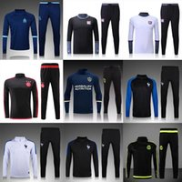 angeles clothing - 16 MEXICO LYON AJAX Football Soccer Tracksuits FRANCE Los Angeles GalaxY tracksuits survetements Men quot s clothing new Tracksuits
