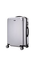 airport luggage trolley - manufacturers business hard shell cabin abs material airport trolley polo travel luggage with metal frame