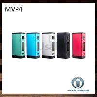 adjustable power - Innokin iTaste MVP4 W TC Box Mod mah Battery Power Bank Aethon Temperature Control Chipset MVP Vapor Device Original