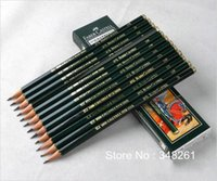 Wholesale of Faber Castell Graphite Pencil for Writing Drawing and Sketching Art Set