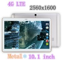 Wholesale Metal New tablet computer G G LTE tablet inch Android Octa core tablet android Ram GB Rom GB computer X1600 IPS