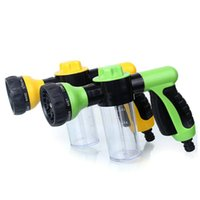 Wholesale NEW HOT Foam Water Gun Car Washer Water Gun High Pressure Car Wash Water Gun