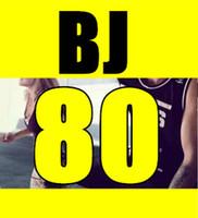 Wholesale Top sale April Q2 New Routine BJ Aerobics Fitness Exercise Videos BJ80 Video DVD Music CD