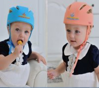 age protection - Baby Toddler Hat Protection Cap Walking Toddler Safety Hat Colors for Ages from Months to Years Old Children