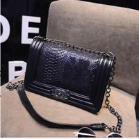 Wholesale Brand Fashion Chain Shoulder Bag Promotional Ladies luxury PU Leather Handbag Crossbody Bag Famous Messenger Bags