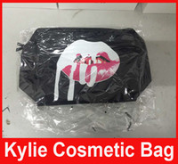 Wholesale Hot sell Newest Kylie Cosmetics Birthday Bundle Bronze Kyliner Copper Creme Shadow kyshadow Makeup Bag DHL