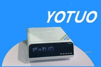 Wholesale New Brand Yotuo Air Purifier for bedding rooms no noise photocatalyst PM2 UV lamp digital show