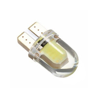 Wholesale 10pcs T10 W5W COB SMD LED CANBUS Silica License Plate Light Bulb Clearance Lights