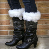 b twist - DHL Free Fashion fall winter women leg warmers crochet twist women boot cuffs plush Pompom leg warmers knitted girls boot socks Z213 B