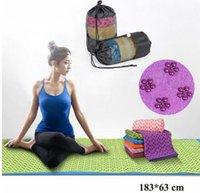 Wholesale Authentic high quality Pilates mat yoga mat yoga shop towels x63cm Sports Towel FITNESS towel