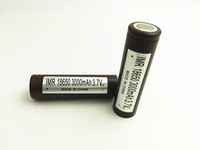 Wholesale 18650 mAh HG2 Battery A Max Rechargeable Lithium Batteries For LG Box Vape Ecig Mods