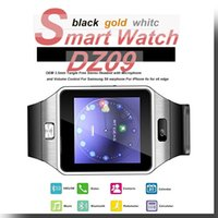 iOS - Apple English Push Message 2016 Bluetooth Smart Wrist Watch Phone GSM SIM Card For Apple Samsung IOS Android Cell phone 1.56 inch with retail box