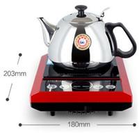 Wholesale portable induction cooker mini electromagnetic oven cooking tea cooking coffee oven Hot milk cooking porridge noodles