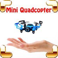 Nouveau cadeau d'arrivée 2.4G RC Mini Quadcopter Wifi appareil photo vidéo de la machine Tiny Electric jouets hélicoptère télécommande Droner Air Fly