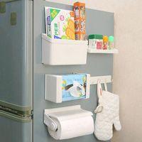 Wholesale 5pcs set Plastic Rack Storage Holder Organization for Refrigerator Kitchen Brand New