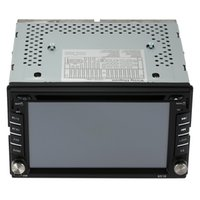 Wholesale US Stock quot Universal Din HD Car Stereo DVD USB SD Player GPS Navigation Bluetooth Multimedia AF FM Radio Entertainment