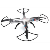 Wholesale Newest Syma X8G G CH Headless Mode Without Camera Battery Transmitter RC Quadcopter Helicopter BNF Camera Drone Gift