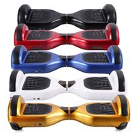 Wholesale Hoverboard Smart Balance Wheel Inch Two Wheels Electric Scooters Drifting Board Self Balancing Scooter Skateboard