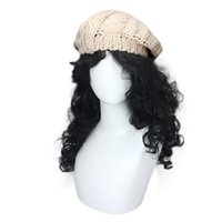 amazing knit - Jan6 Amazing New Fashion Warm Winter Women Ladies Knitted Berets Hat Cap