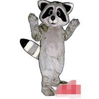 adult raccoon costume - Customized Raccoon Mascot Costume Adult sized