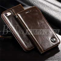 Wholesale luxury Wallet Case For Iphone plus Case Wallet PU Leather Case Cover Pouch With Card Slot Photo Frame