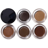 Wholesale Dip brow Pomade Waterproof Eyebrow Eyebrow Gel Eyebrow Enhancers g Blonde Chocolate Dark Brown Ebony Auburn Medium Brown TALPE