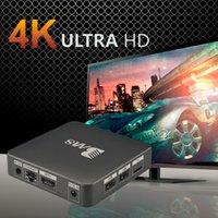 Wholesale BM8 Smart TV Box S905X G G bit Quad core G G WiFi For Android TV Box Home Media Player